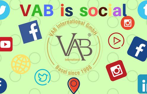 VAB live on Social Networks