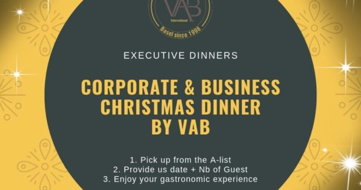 Christmas Executive Dinners